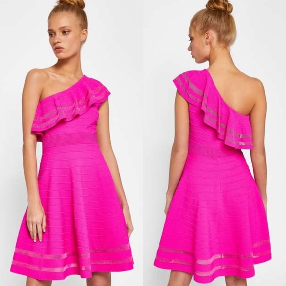 8baae51eb Ted Baker Streena Knit skater dress